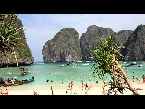 Ko Phi Phi & Railey, Thailand