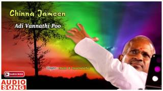 Adi Vannathi Poo Song | Chinna Jameen Tamil Movie | Karthik | Sukanya | Vineetha | Ilayaraja