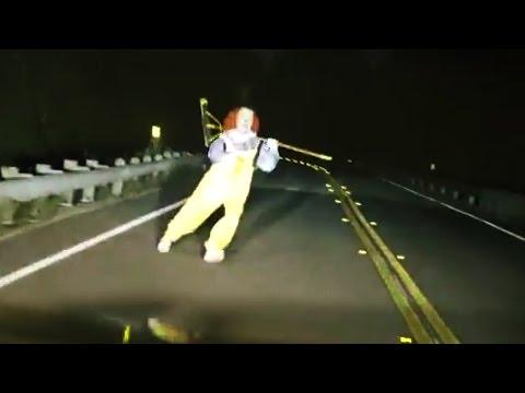 Xxx Mp4 Top 15 Scariest Clown Sightings Videos 3gp Sex