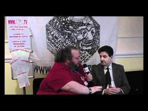 39mo congresso PRNTT - Intervista a Esmail Mohades parte 1 di 2