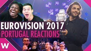 Salvador Sobral reaction videos: Eurovision 2017 Portugal highlights