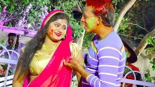 Gori Tor Choli Ba Lal Lal Re - Vibhuti Narayan Singh, Roshni - Bhojpuri Holi Songs 2019