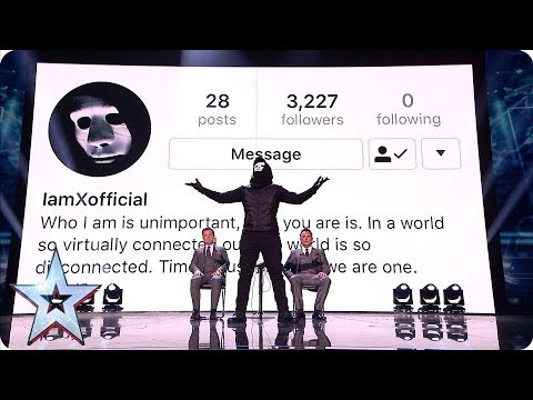 X proves the impossible in this MIND-BLOWING performance | Semi-Finals | BGT 2019 Video Clip