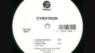 Cybotron - Cosmic Raindance (1981)