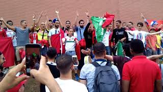 World cup June 19 Morocco