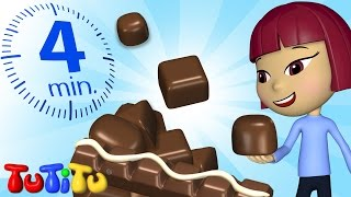 TuTiTu Specials | Chocolate | Toys and Songs for Children