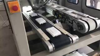 HY-5800 Wet Wipes Lid Machine Robot(Robot 2 lids)