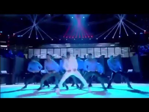 Britney Spears  - Get Naked (Performance At Amici Di Maria De Felippi Show)