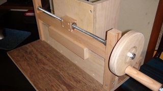 Box Joint Jig to Table Saw -  How to make. part1