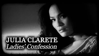 Julia Clarete - FHM Ladies Confessions: Celebrity Diaries