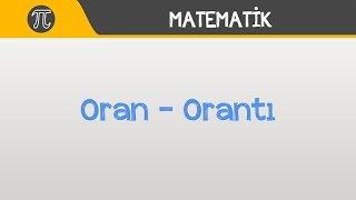 Oran - Orantı | Matematik | Hocalara Geldik