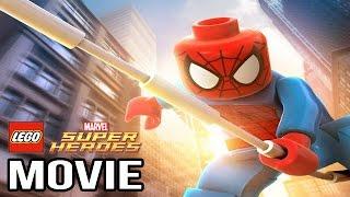 LEGO Marvel Full Movie