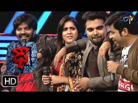 Xxx Mp4 Dhee 10 2nd August 2017 Full Episode ETV Telugu 3gp Sex