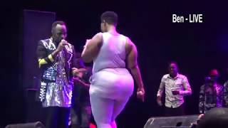 David Lutalo Nakusiima Concert 2019 - Lugogo Cricket Oval, shows off Kapapaala Big Mama
