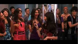 iCarly & Victorious Cast - Leave It All to Shine (Official Music Video)
