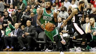 Kyrie Irving 38 Points 12 in OT vs Wizards! 2018-19 NBA Season
