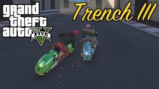 ROCKSTAR C*CK-UPS - New R* Stunt Races - Trench III