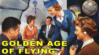 What It Was Like During The Golden Age Of Flying