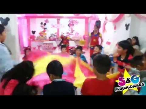 Show Infantil Temático de Mickey Mouse S&G Producciones