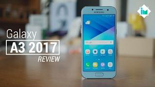 Samsung Galaxy A3 2017 - Review en español