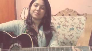 Dhono Dhanno pushpe vora cover by tumpA khan