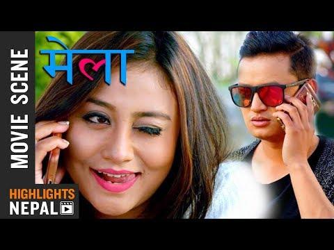 Xxx Mp4 ६ जनाको टिकट काटेर राख्छु Nepali Movie MELA Scene Salon Basnet Aashishma Nakarmi 3gp Sex