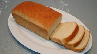 Homemade White Bread || পাউরুটি রেসিপি