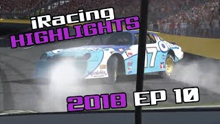 iRacing Twitch Highlights, 2018 Ep. 10 (Fails, Wins and Funny Moments)