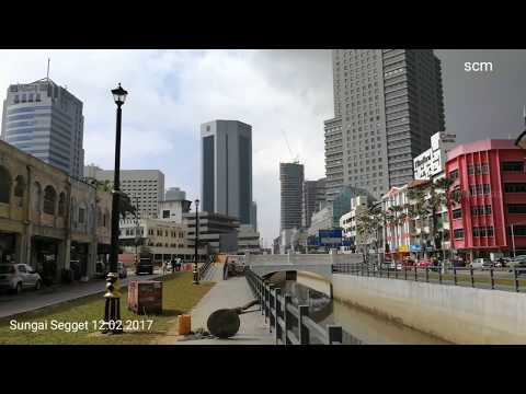 Sungai Segget Johor Bahru - Development Update February 2017