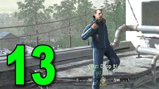 Call of Duty 4 - Part 13 - Sins of the Father (Let's Play / Walkthrough / Gameplay)
