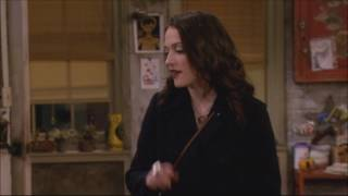 Two Broke Girls - Caroline masturbating scene [S02 E06]