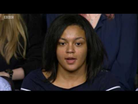 Xxx Mp4 Young Muslim Girl Shuts Down Muslim Apologists In British Town Hall Event Following Manchester Bombi 3gp Sex