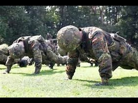 watch ARMY Basic Training US (Boot Camp) Military preparation- by Kevin Hunter
