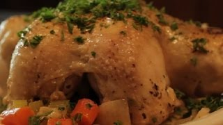 How to Cook a Whole Chicken in a Pressure Cooker : Delicious Dishes