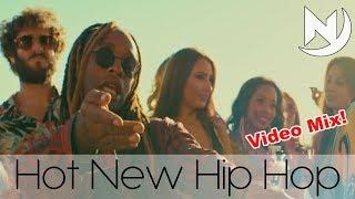 Hot New Black / Hip Hop Rap Trap & RnB Mix   Best New Club Dance Music #18🔥
