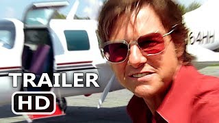 AMERICAN MАDЕ Official Trailer (2017) Tom Cruise Action Movie HD