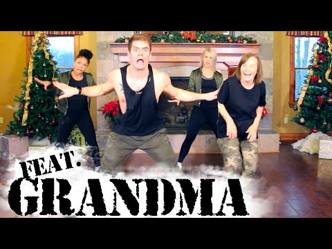 Bruno Mars Perm feat. GRANDMA The Fitness Marshall Cardio Concert