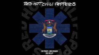 Red Hot Chili Peppers - Detroit - Live in Detroit, MI (Feb 02, 2017)