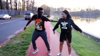 Shatta Wale Baby Chop Kiss Dance By AMG Crew