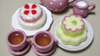 Kracie - happy kitchen #5 - Decoration Cake Kit 可吃