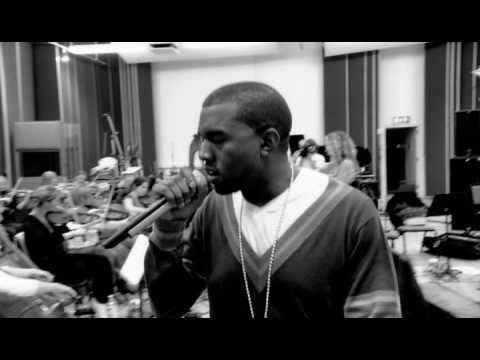 Kanye West - Genius in work Orchestra LIVE