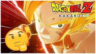 DRAGON BALL Z KAKAROT FR - Le ONE PIECE WORLD SEEKER version DBZ ? | Gameplay