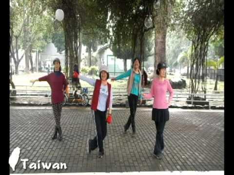 El Cumbanchero - Line Dance Tina Chen Sue-Huei