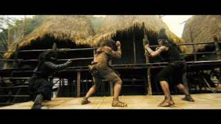 Ong Bak 2 Exclusive Clip Starring Tony Jaa
