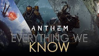 Anthem -- Everything We Know about Bioware