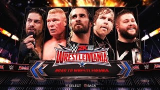 Wrestlemania 32 ( Full Show )