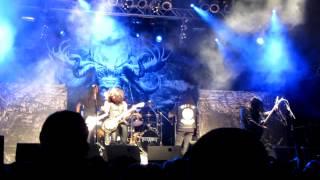 Testament - Skogsröjet, Rejmyre, Sweden *2012* (Full Concert) - Sylvo007PROD