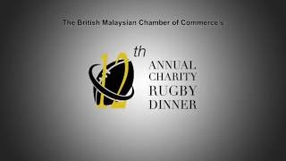 BMCC's 12th Annual Charity Rugby Dinner Promo Video