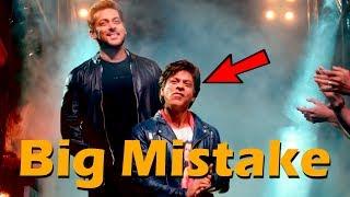 Mistakes in Zero | Eid Teaser | Shah Rukh Khan | Salman Khan | Aanand L Rai | 21 Dec 2018