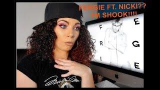 Fergie - You Already Know (Audio) ft. Nicki Minaj REACTION!!! IM SHOOK!!!
